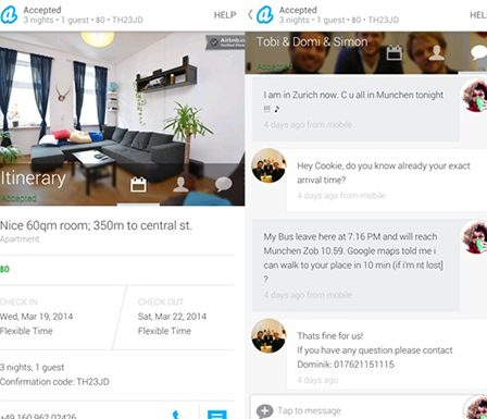 AirBnB Host Chat