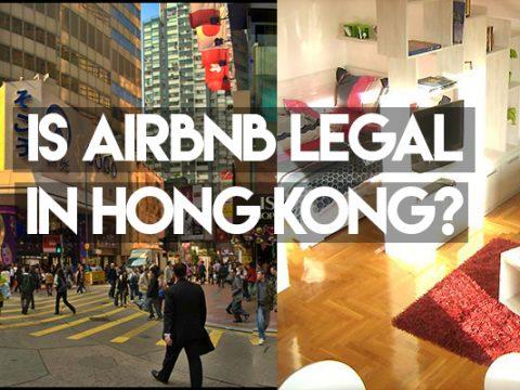 AirBnB in Hong Kong