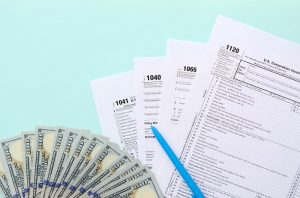 different tax forms
